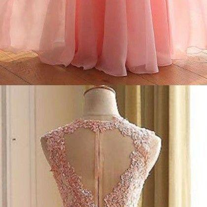 Charming Prom Dress,Long Appliques ..