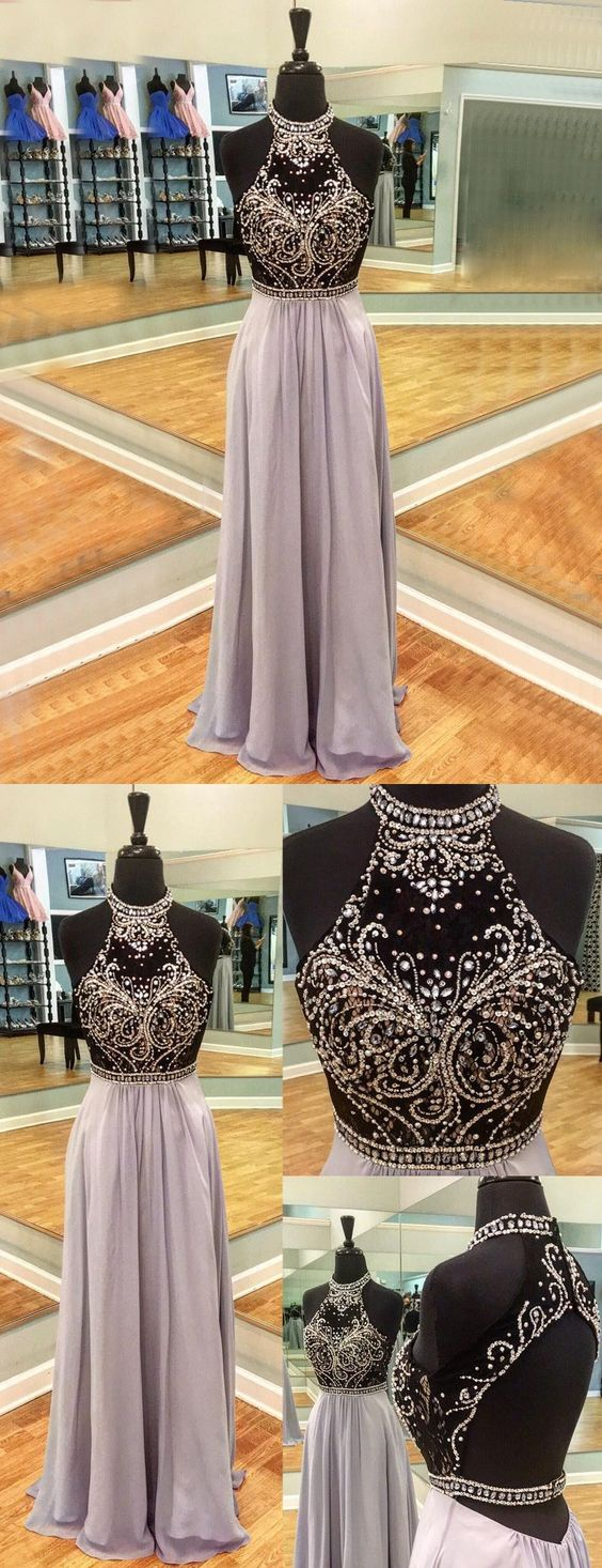 Charming Prom Dress, Sexy A Line Prom Dresses, Evening Party Dress, Long Prom Dresses ,Chiffon Evening Dress F4113