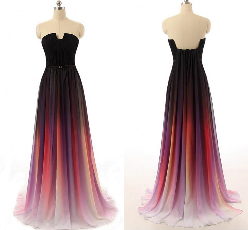 Prom Dress,Long Prom Dresses,Chiffon Prom Gown,Sexy Chiffon Evening Dress,Formal Evening Gowns F004
