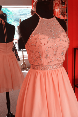 Sexy Prom Dress,Charming Prom Dress,Beaded Prom Dresses,Short Homecoming Dress,Prom Gown F2747