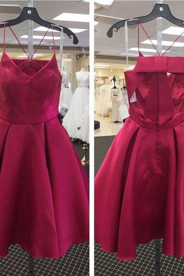 Charming Prom Dress,Sexy Prom Dress,Red Prom Gowns,Cute Party Dress F3607