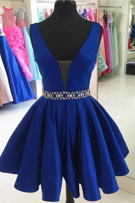 Charming Prom Dress, Sexy Prom Gown, Evening Party Dress, Short Prom Dresses F3845