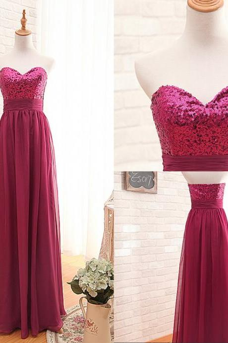 Charming Prom Dress, Chiffon Prom Dresses, Sleeveless Evening Party Dress, Long Prom Dress, Formal Dress F4274