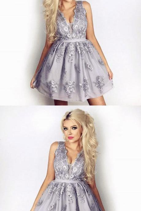 Charming Prom Dress, Sexy Short Prom Dresses, Short Homecoming Dresses