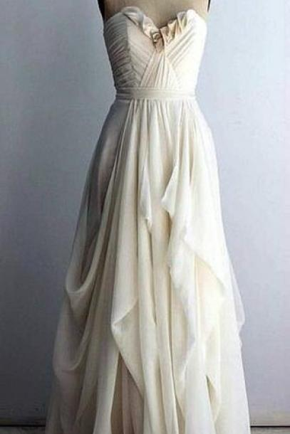 Charming Prom Dress,Sleevelss Backless Evening Dress,Chiffon Evening Dresses,Sexy Party Dress F418