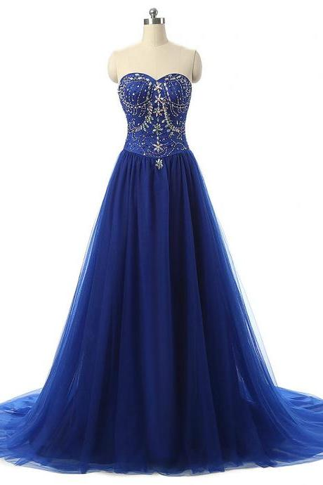 New Arrival Sleeveless Backlesss Prom Dress,Beaded Prom Dresses,Sexy Evening Dress,Formal Dress F1001
