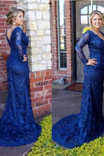 Top Selling Long Evening Dress 2017,Sexy Lace Prom Dresses,Long Evening Dress,Formal Dress For Women F1385