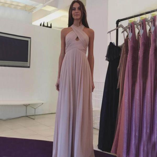 Sexy Prom Dress,Long Prom Dresses,Chiffon Evening Dress,Formal Evening Dresses F2302