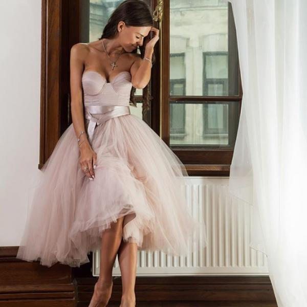 Sexy Prom Dress,Tulle Prom Dresses,Short Prom Dresses,Prom Party Dress,Homecoming Dress F2523